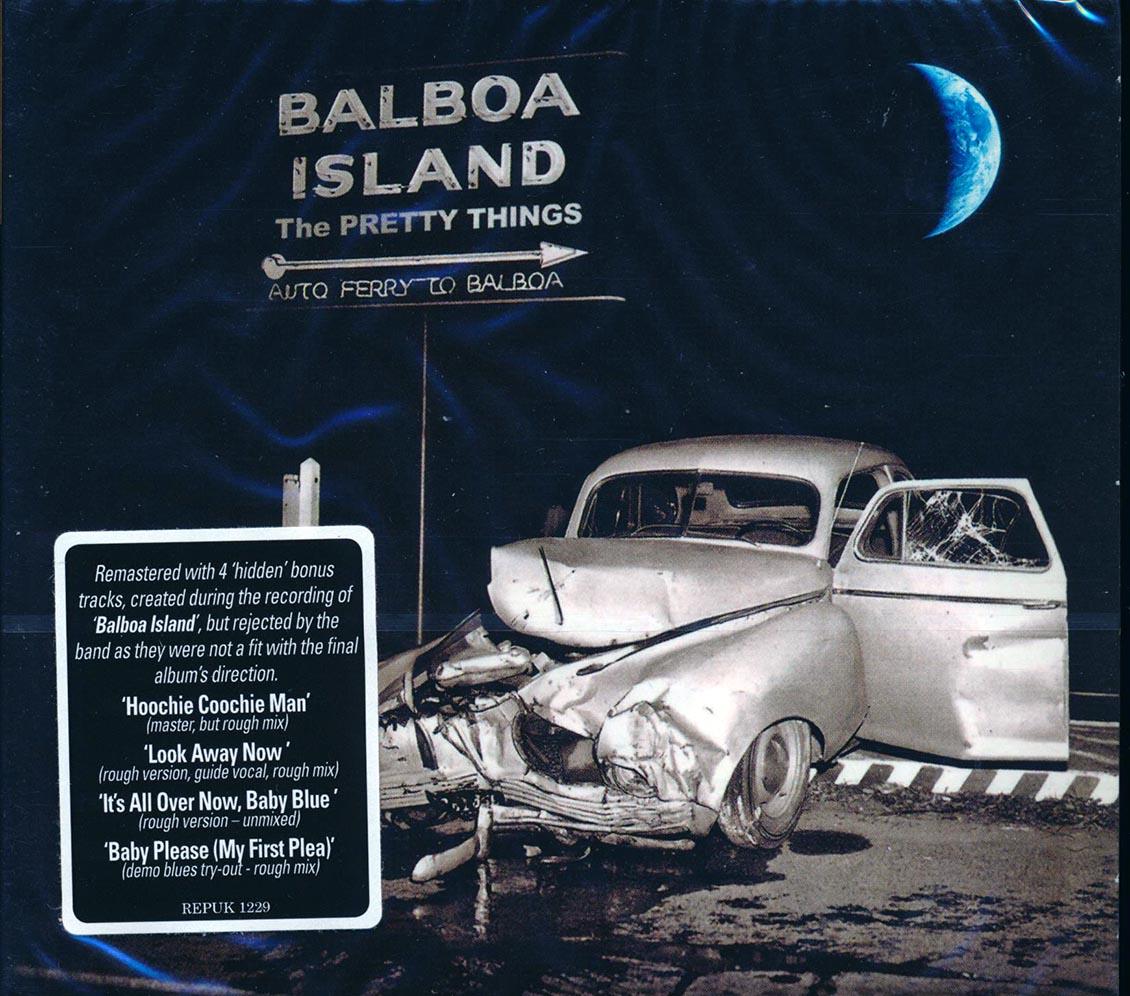 pretty things, the balboa island
