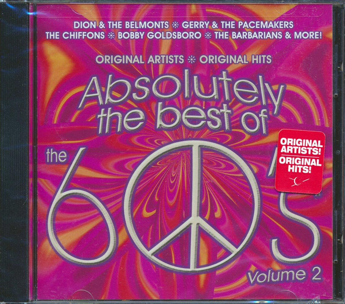 Dion & The Belmonts, The Chiffons, Gerry & The Pea Absolutely The Best Of The 60's Volume 2