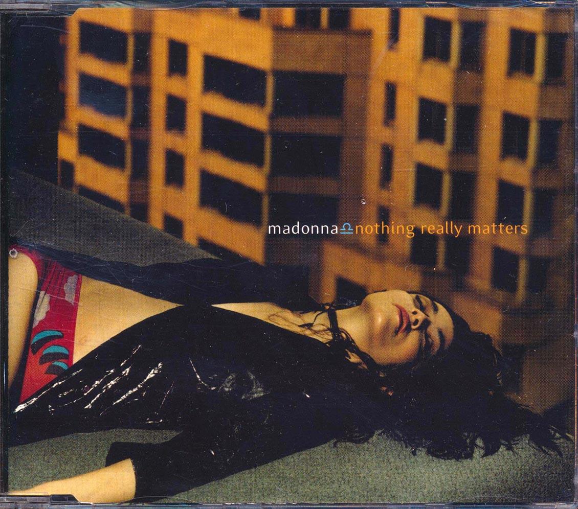 Madonna Frozen CD MAXI SINGOLO USA 4 REMIX CDS MInT SEALED