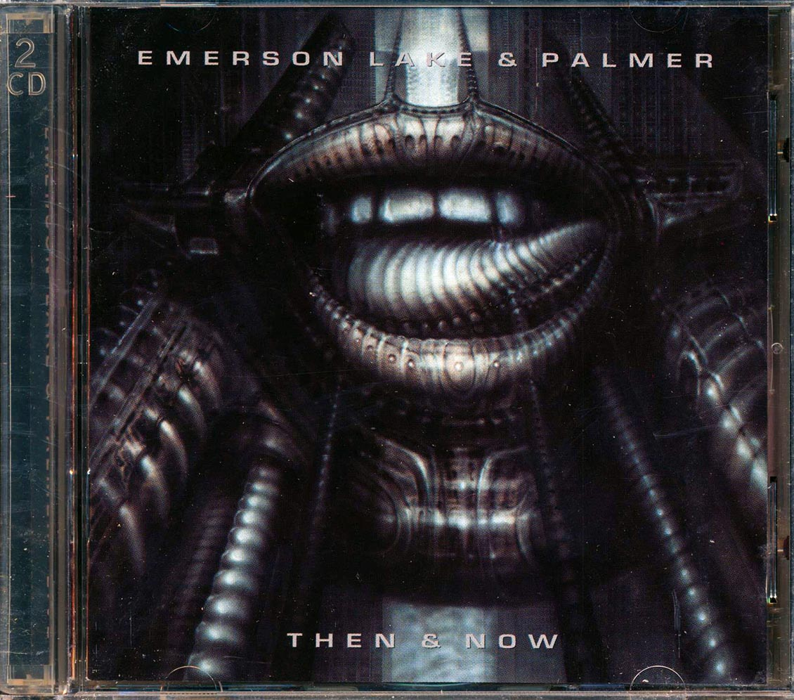 SEALED NEW CD Emerson Lake & Palmer - Then And Now