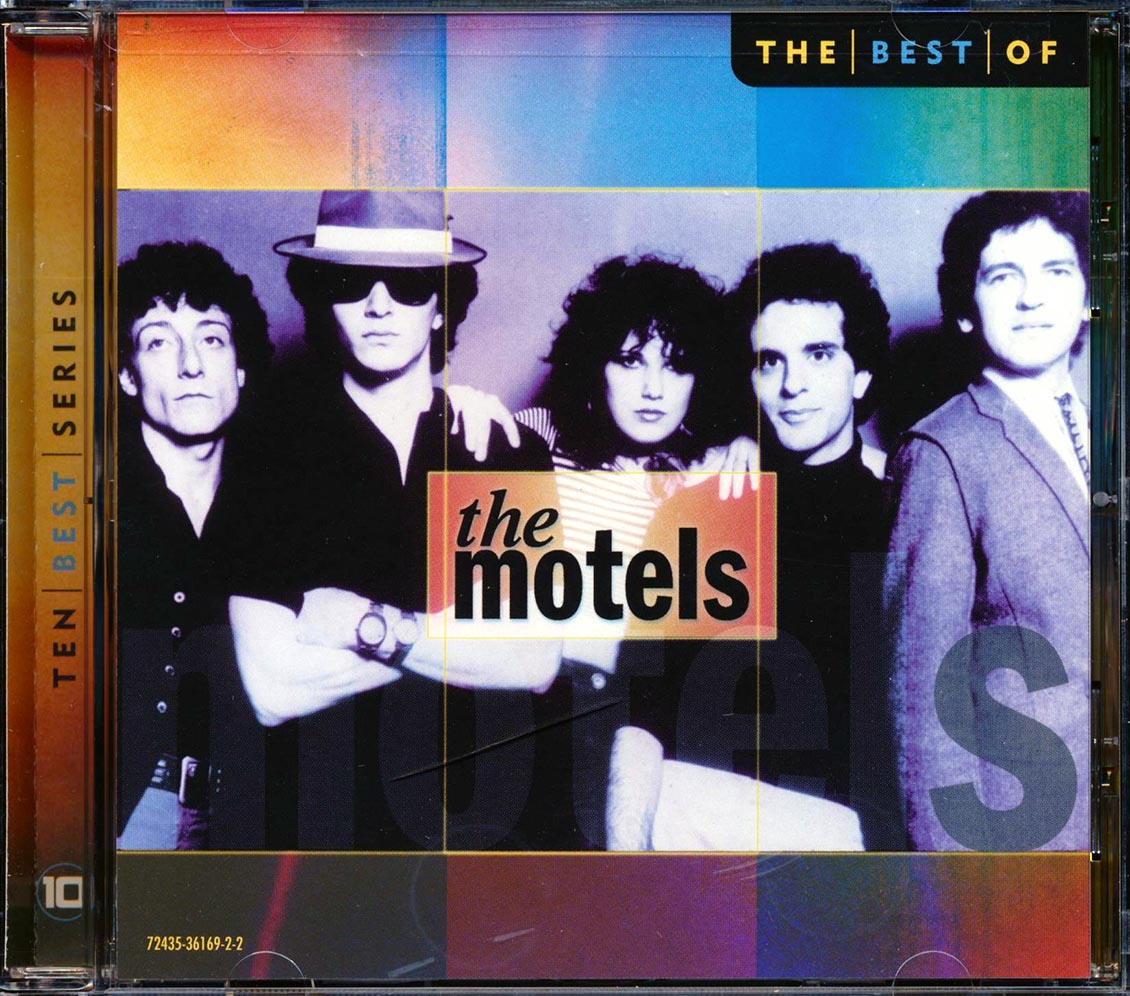 SEALED NEW CD Motels, The - The Best Of The Motels