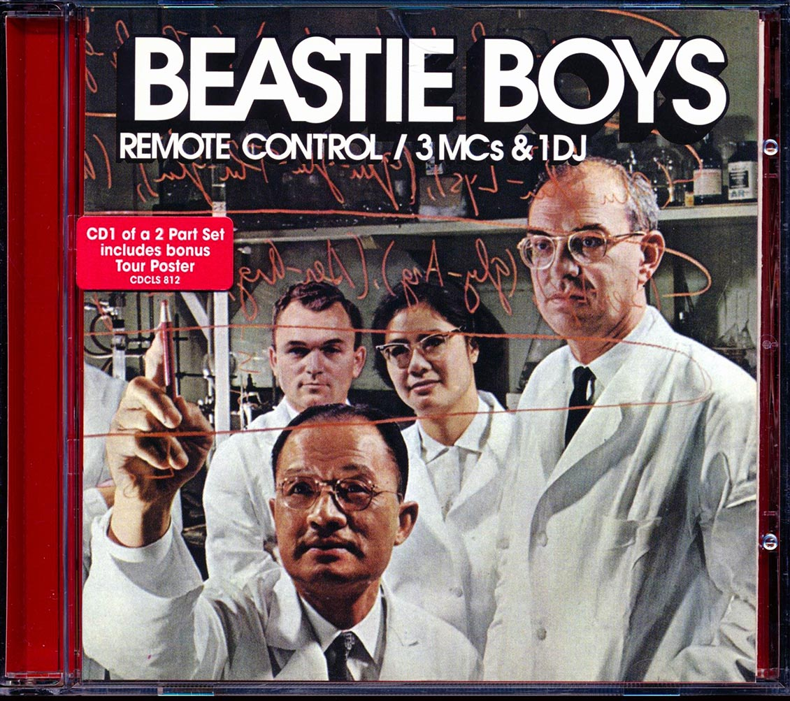 Beastie Boys Christmas.Details About Sealed New Cd Beastie Boys Remote Control 3mcs 1 Dj