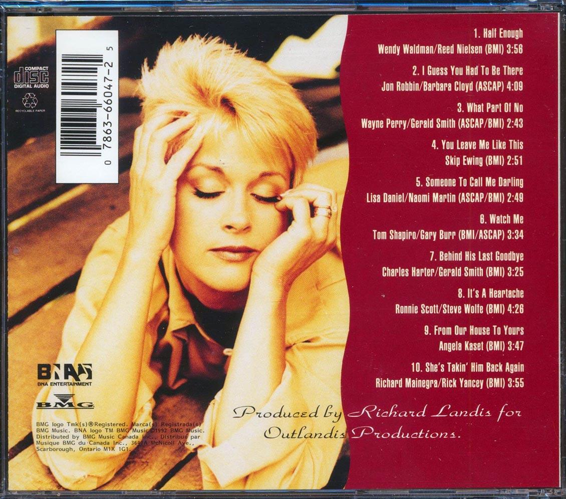 SEALED NEW CD Lorrie Morgan - Watch Me 78636604725 | eBay