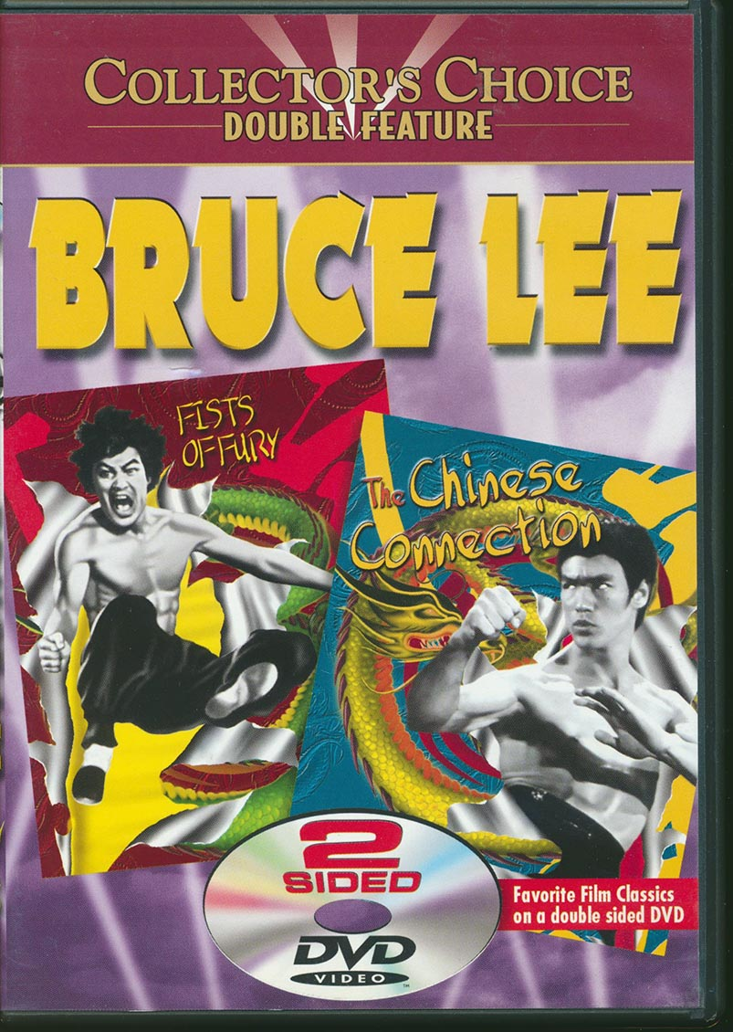 Bruce Lee Fists Of Fury + The Chinese Connection: Bruce Lee Collector's Choice Double Feature
