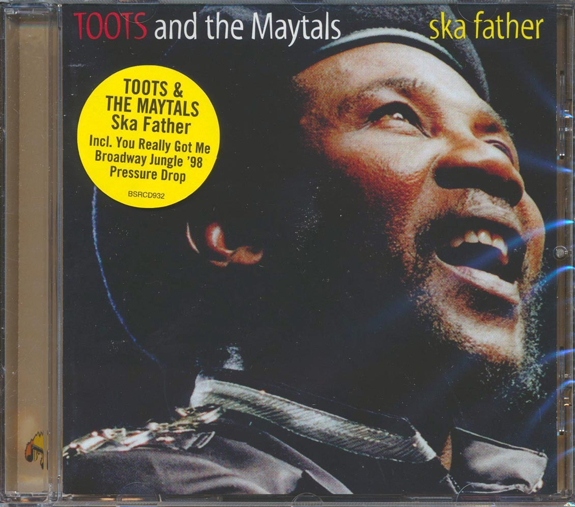 TOOTS & THE MAYTALS - Ska Father - CD