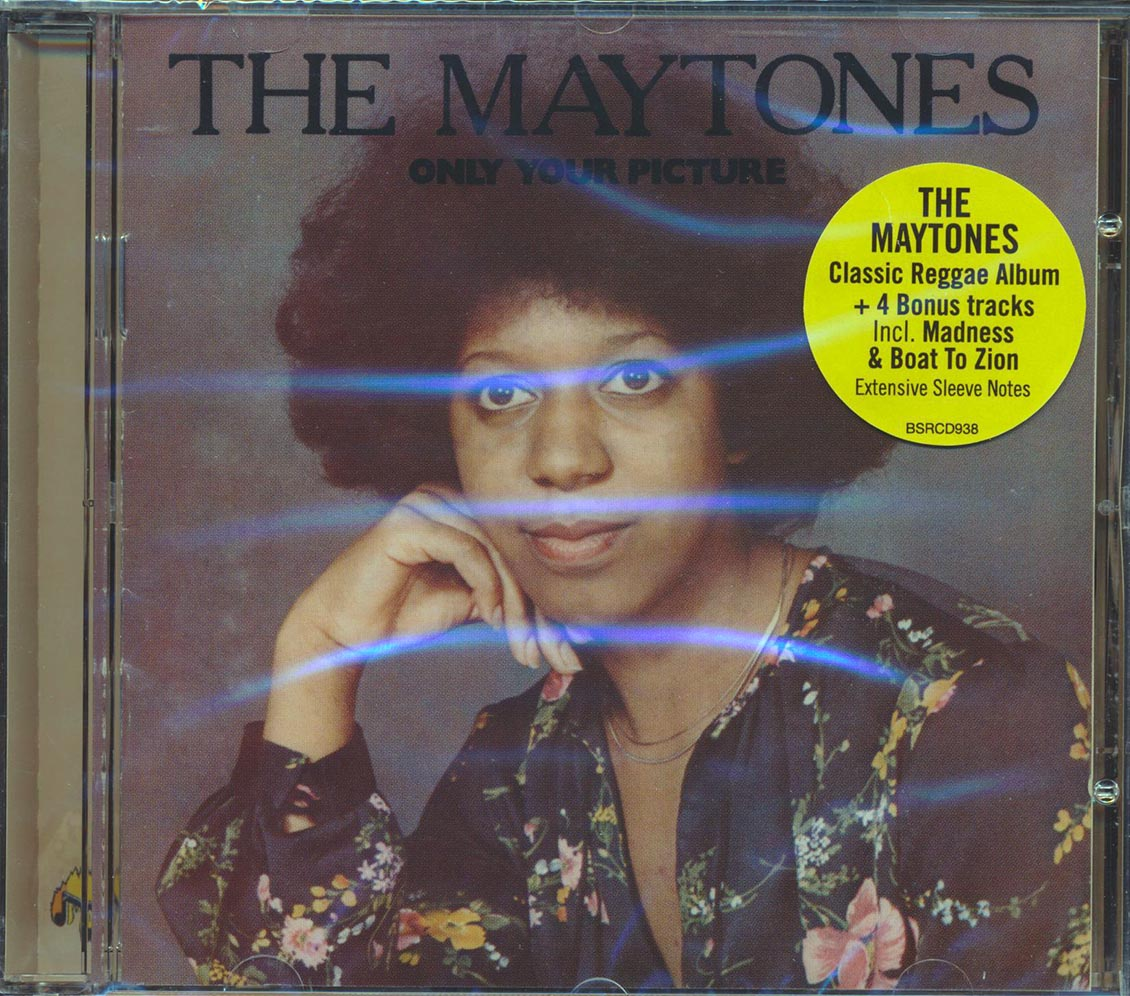MAYTONES, THE - Only Your Picture - CD