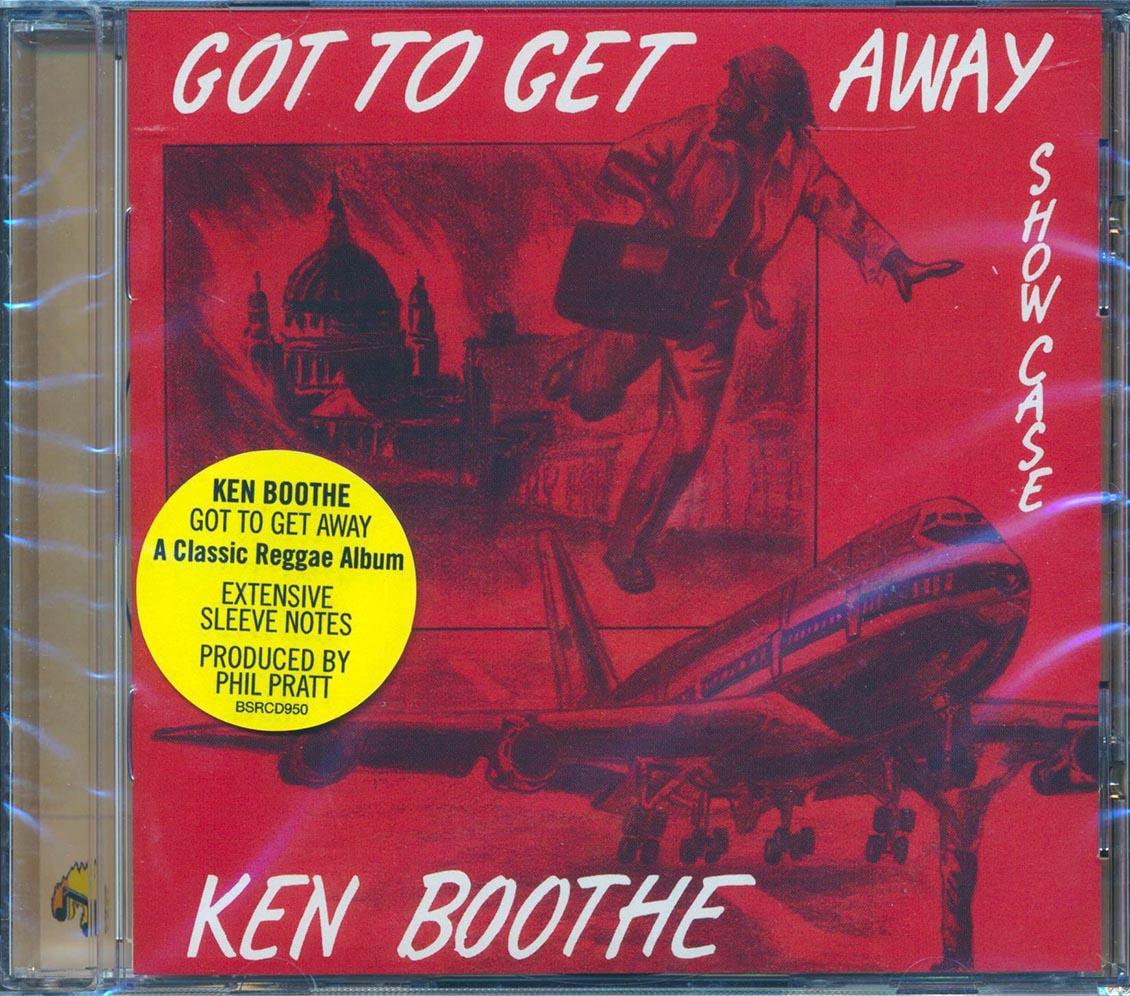 KEN BOOTHE - Got To Get Away: Showcase - CD