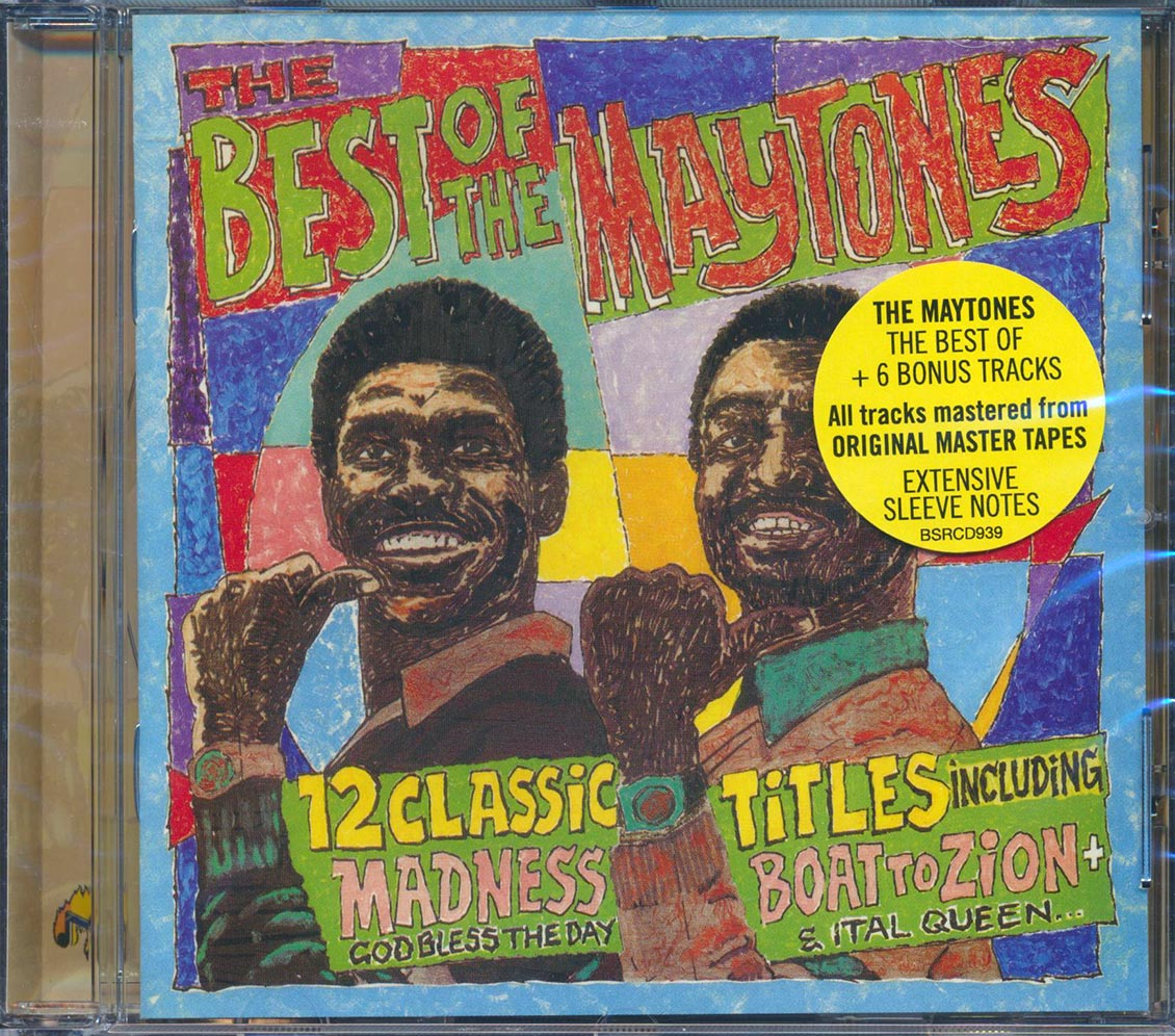 MAYTONES, THE - The Best Of The Maytones - CD