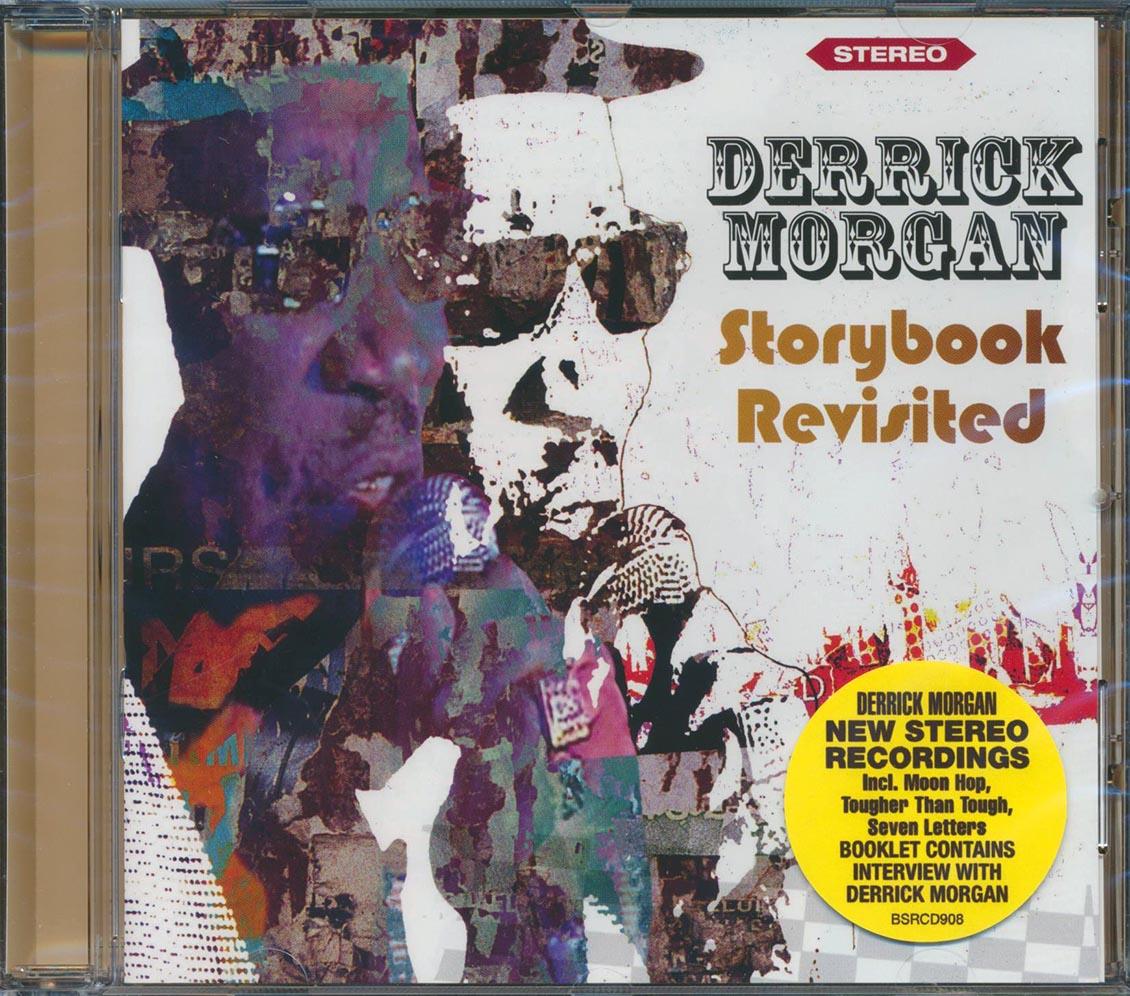 DERRICK MORGAN - Storybook Revisited - CD