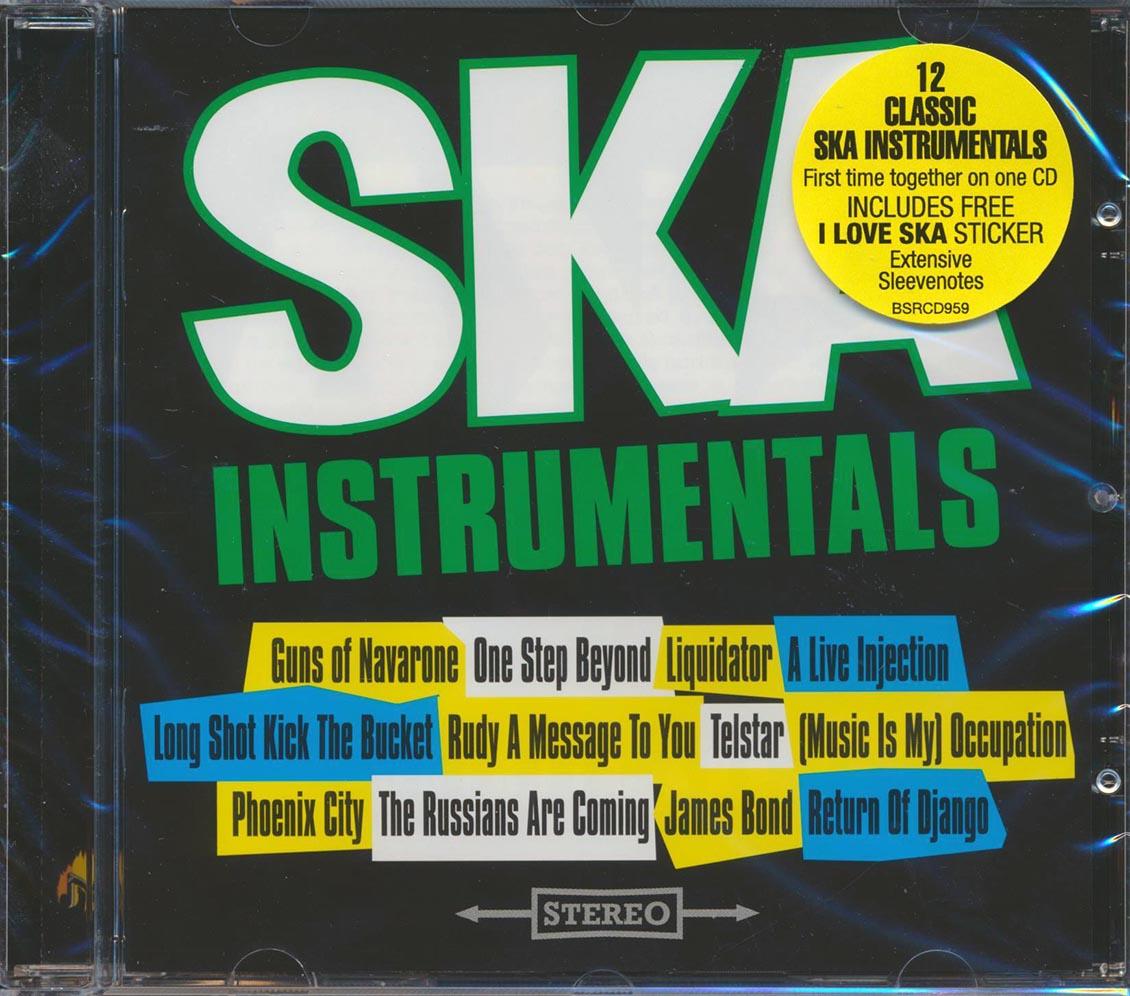 SKA ALL-STARS, THE - Ska Instrumentals - CD