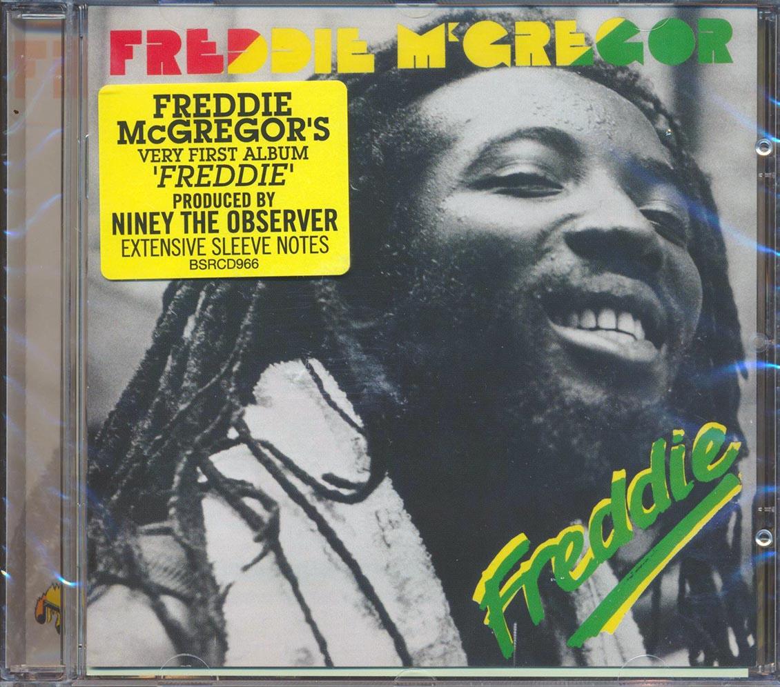 FREDDIE MCGREGOR - Freddie - CD