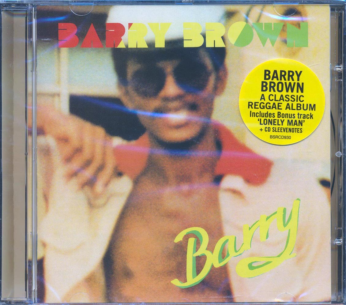 BARRY BROWN - Barry - CD