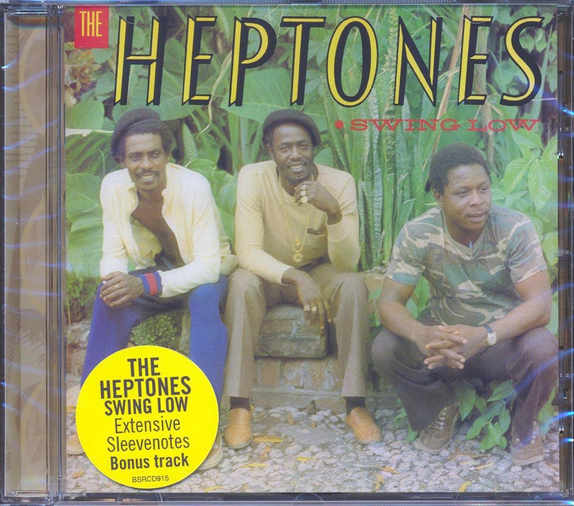 HEPTONES, THE - Swing Low - CD