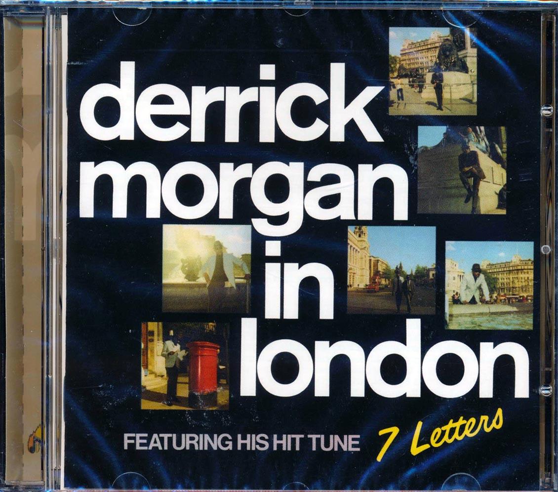 DERRICK MORGAN - In London - CD