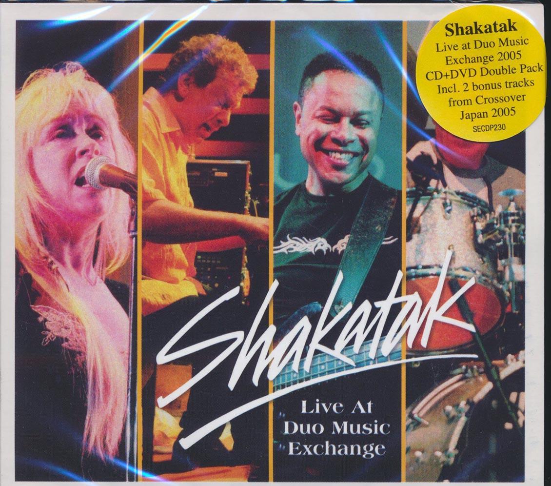 SHAKATAK - Live At Duo Music Exchange - CD x 2