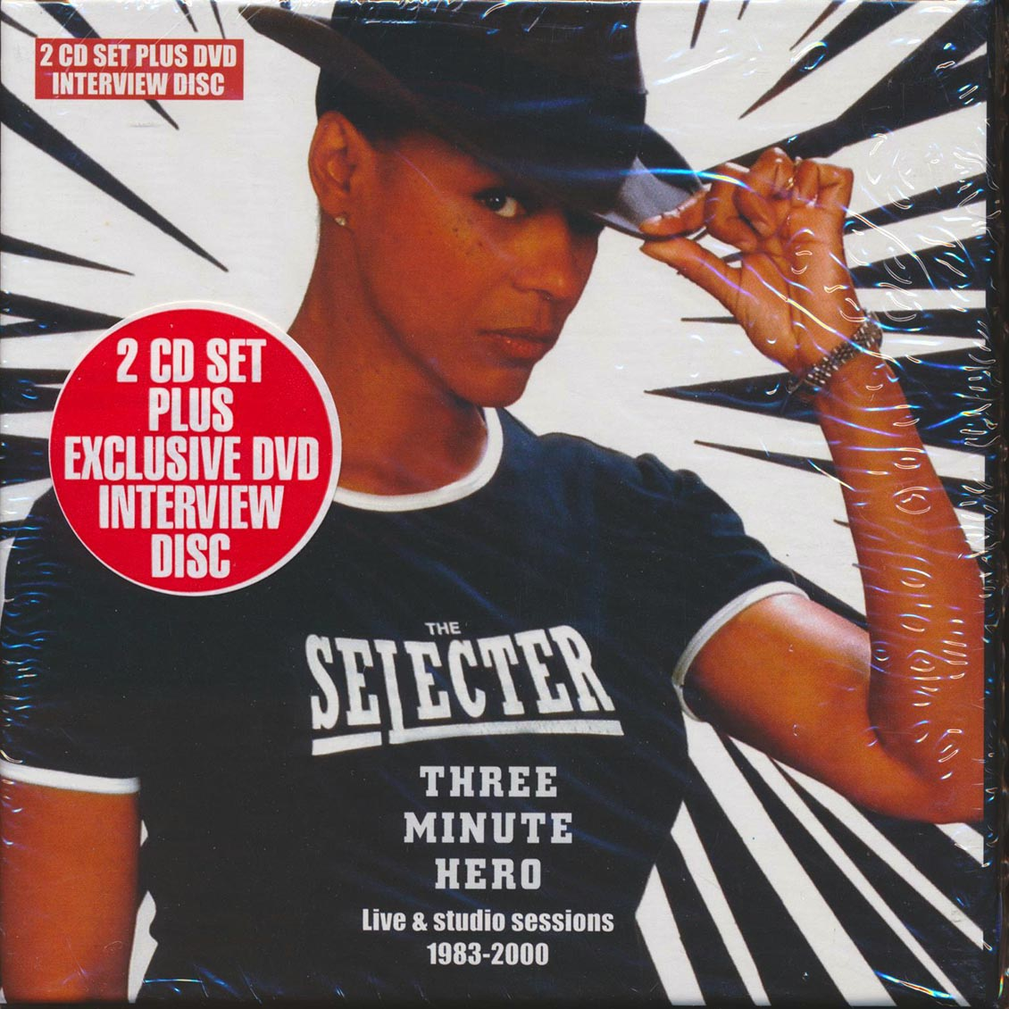 SELECTER, THE - Three Minute Hero: Live & Studio Sessions 1983-2000 - CD x 2