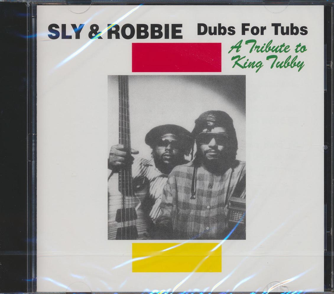 SLY & ROBBIE - Dubs For Tubs: A Tribute To King Tubby - CD