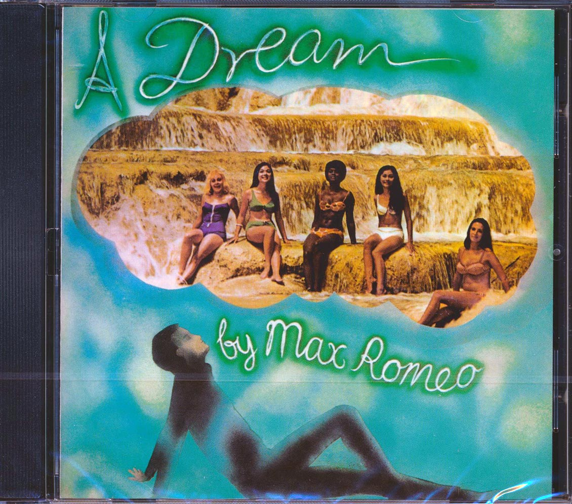 MAX ROMEO - A Dream - CD