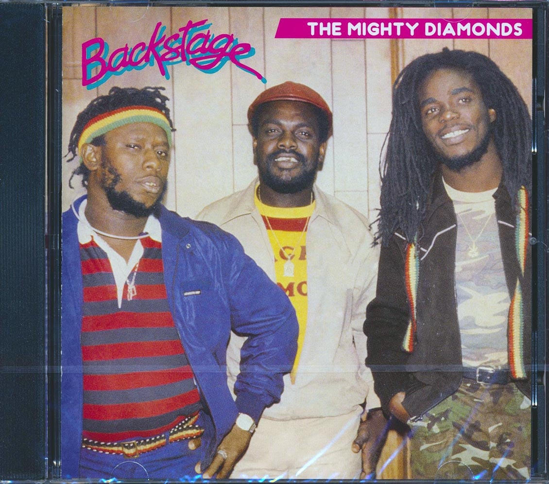 MIGHTY DIAMONDS, THE - Backstage - CD